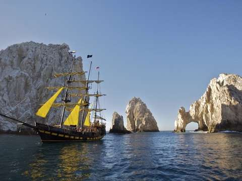 Pirate Ship Adventure in Cabo San Lucas
