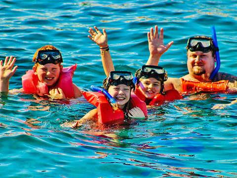Snorkel y Diversión en Baja California Sur