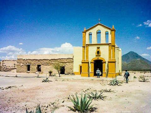 Archaeological Tour to Nuevo León Mine