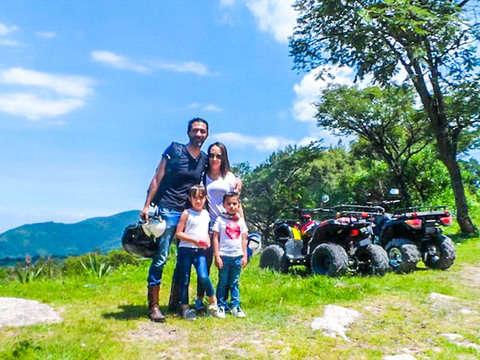 Mezcalera Motorized Route in Malinalco